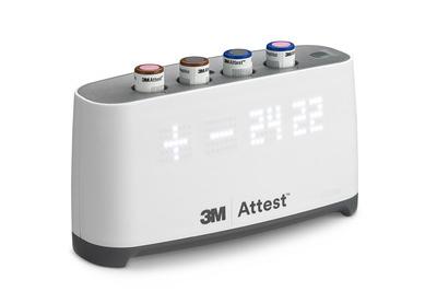 3M ™ Attest ™ Mini lector automático dual 490M