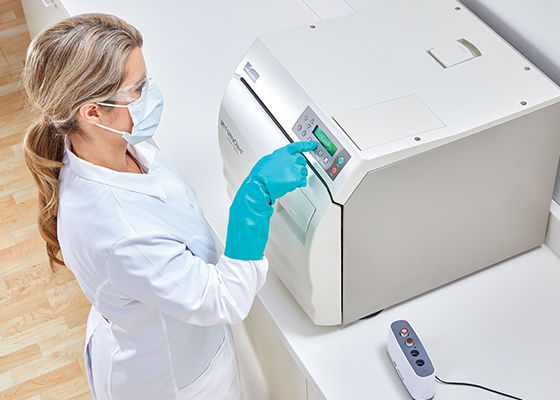 Sterilization Quality Assurance in the Dental Setting